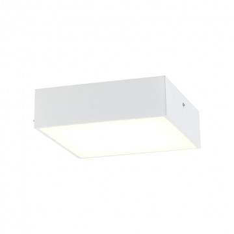 Потолочный светодиодный светильник Citilux Тао CL712K120, LED 12W 3000K 900lm, белый, металл с пластиком