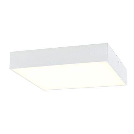 Потолочный светодиодный светильник Citilux Тао CL712K240, LED 24W 3000K 1800lm, белый, металл с пластиком