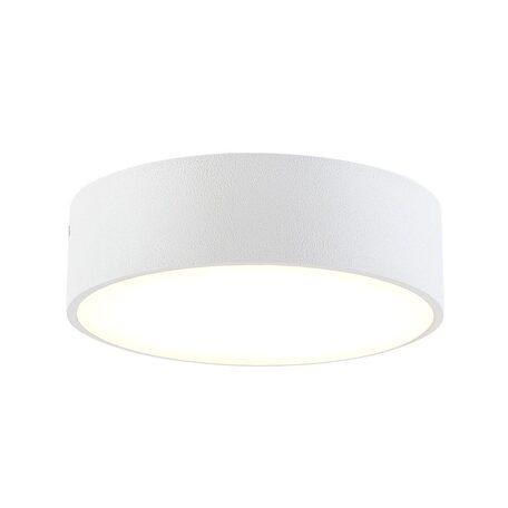 Потолочный светодиодный светильник Citilux Тао CL712R120, белый, металл, пластик