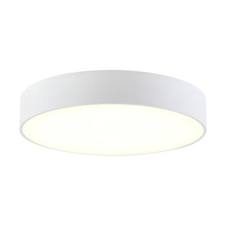 Потолочный светодиодный светильник Citilux Тао CL712R240, белый, металл, пластик