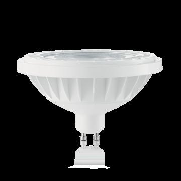 Светодиодная лампа Ideal Lux LAMPADINA CLASSIC GU10 12W 1050Lm 3000K 183794 AR111 GU10 12W (теплый) 240V