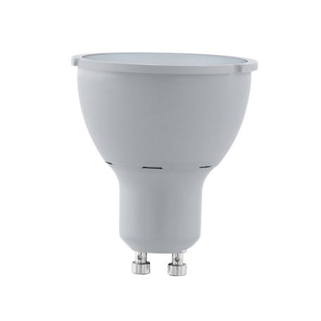 Светодиодная лампа Eglo 11542 GU10 5W, 4000K, диммируемая, гарантия 5 лет
