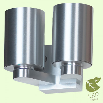 Настенный светильник Lussole Loft Vacri GRLSQ-9531-02, IP54
