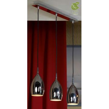 Подвесной светильник Lussole Loft Collina GRLSQ-0706-03