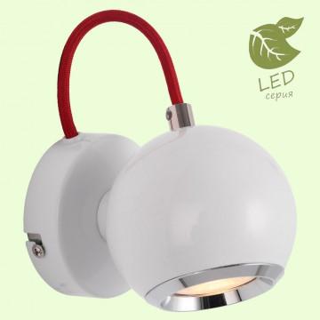 Потолочный светильник с регулировкой направления света Lussole Loft Arvada GRLSP-9957