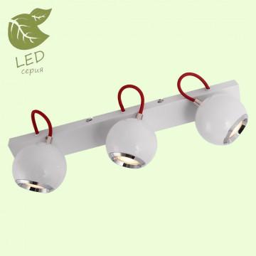 Потолочный светильник с регулировкой направления света Lussole Loft Arvada GRLSP-9958