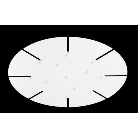 Потолочная база Crystal Lux D600-8 WHITE 0993/034