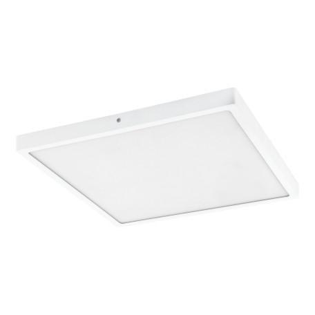 Потолочный светодиодный светильник Eglo Fueva 1 97264, LED 25W 3000K 2500lm, белый, металл с пластиком, пластик