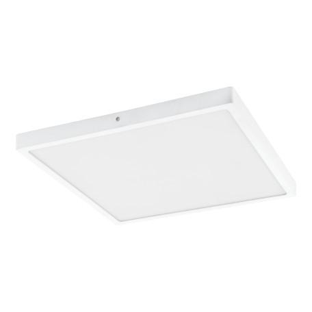 Потолочный светодиодный светильник Eglo Fueva 1 97268, LED 25W 4000K 2500lm, белый, металл с пластиком, пластик