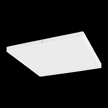 Потолочный светодиодный светильник Eglo Fueva 1 97277, LED 25W 4000K 2900lm, белый, металл с пластиком, пластик
