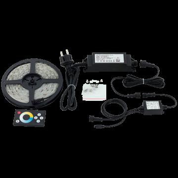 Светодиодная лента Eglo LED Stripes-Flex 97926 IP44 SMD гарантия 5 лет