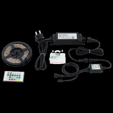 Светодиодная лента Eglo LED Stripes-Flex 97929 IP44 гарантия 5 лет