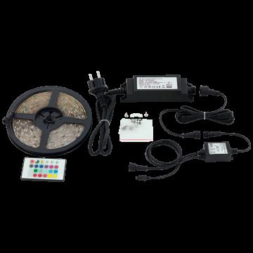 Светодиодная лента Eglo LED Stripes-Flex 97931 IP44 гарантия 5 лет
