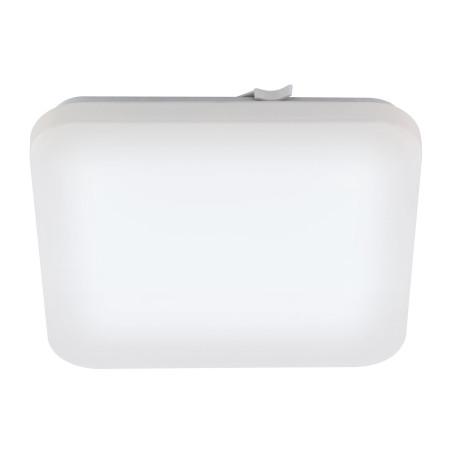 Потолочный светодиодный светильник Eglo Frania 97885, IP44, LED 17,3W 3000K 2000lm, белый, металл, пластик