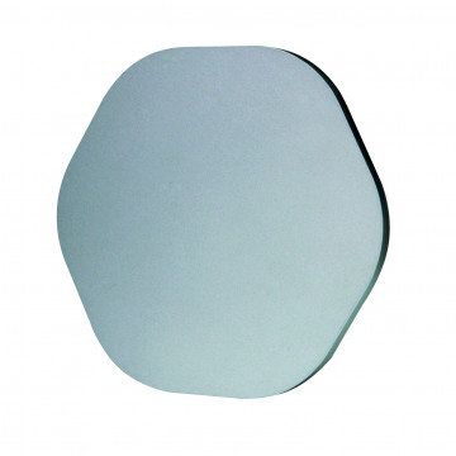 Настенный светильник Mantra Bora Bora C0115, серебро, белый, металл, пластик