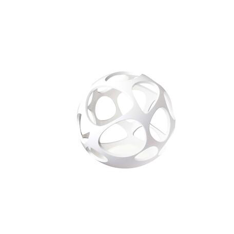 Настольная лампа Mantra Organica 5146, белый, пластик