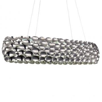 Подвесной светильник Crystal Lux GRANADA SP10 1930/310, 10xG9x60W, хром, металл