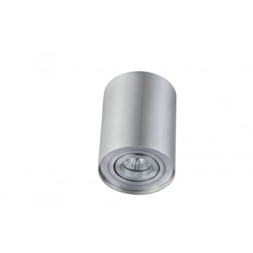 Потолочный светильник Crystal Lux CLT 410C AL 1400/104, 1xGU10x50W, алюминий, металл