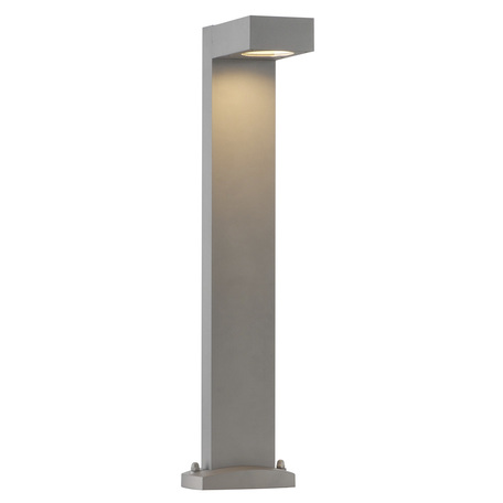 Садово-парковый светильник SLV QUADRASYL SL 75 232294, IP44, 1xGX53x11W, серый, металл
