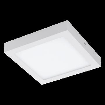 Потолочный светодиодный светильник с пультом ДУ Eglo Fueva-C 96672, белый, металл, пластик