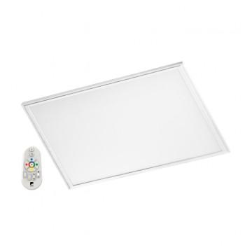 Встраиваемая светодиодная панель с пультом ДУ Eglo Salobrena-C 96662