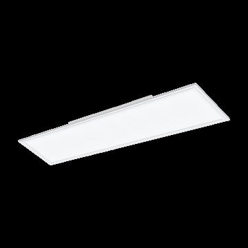 Светодиодная панель для встраиваемого или накладного монтажа с пультом ДУ Eglo Salobrena-C 96664, LED 34W, белый, металл, пластик