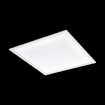 Светодиодная панель для встраиваемого или накладного монтажа Eglo Salobrena-Rw 96897, LED 34W, белый, металл, пластик