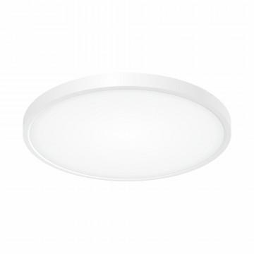 Потолочный светодиодный светильник Citilux Бейсик CL738320V, IP40, LED 32W 3800lm, белый, пластик