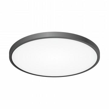 Потолочный светодиодный светильник Citilux Бейсик CL738401V, IP40, LED 40W 4800lm, черный, пластик
