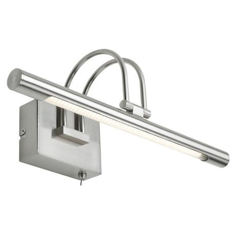Настенный светодиодный светильник для подсветки картин Paulmann Galeria Remus 99075, LED 3,5W, алюминий, металл