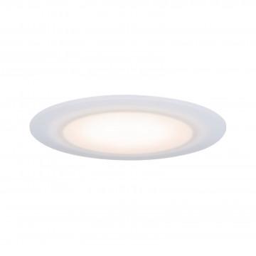 Встраиваемый светодиодный светильник Paulmann Premium Suon 230V dimmable 99941, IP44, LED 6,5W, белый, пластик
