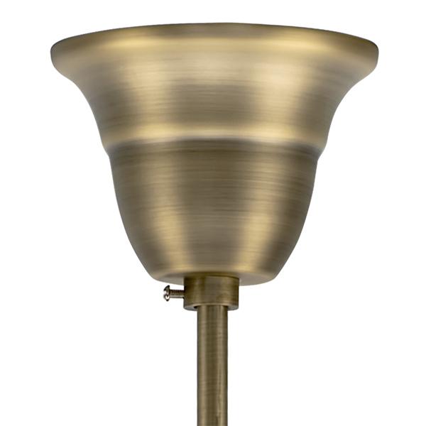 Подвесная люстра Lightstar Osgona Stregaro 694061, 6xE14x60W, бронза, прозрачный, металл с хрусталем, хрусталь - фото 2