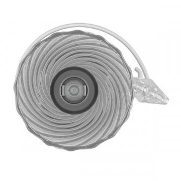 Подвесной светильник Lightstar Aereo 711010, 1xG9x25W, белый, прозрачный, металл, стекло, хрусталь - миниатюра 2
