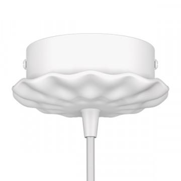 Подвесной светильник Lightstar Aereo 711010, 1xG9x25W, белый, прозрачный, металл, стекло, хрусталь - миниатюра 5