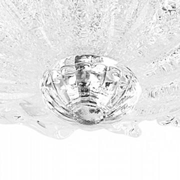 Потолочная люстра Lightstar Murano 601030, 3xE14x40W, хром, прозрачный, металл, стекло - миниатюра 4