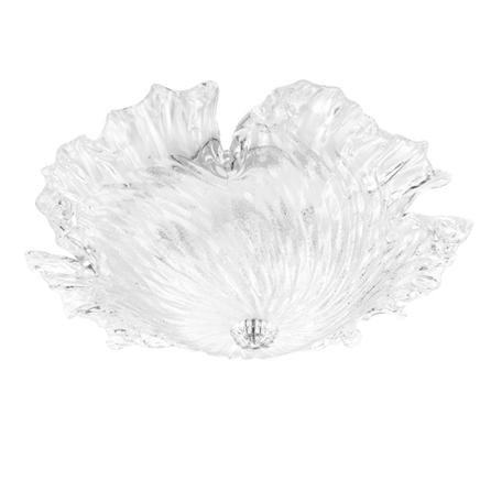 Потолочная люстра Lightstar Murano 601050, 5xE14x40W, хром, белый, металл, стекло