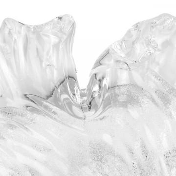 Потолочная люстра Lightstar Murano 601050, 5xE14x40W, хром, белый, металл, стекло - миниатюра 2