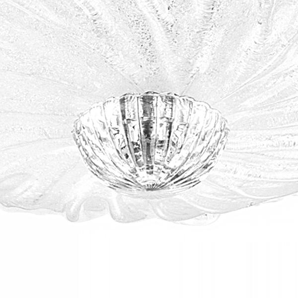 Потолочная люстра Lightstar Murano 601050, 5xE14x40W, хром, белый, металл, стекло - фото 3