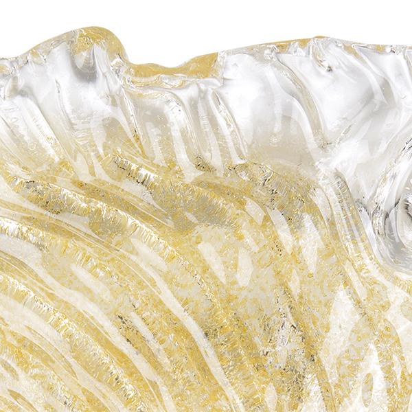 Потолочная люстра Lightstar Murano 601053, 5xE14x40W, хром, янтарь, металл, стекло - фото 2