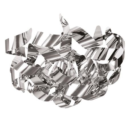 Потолочная люстра Lightstar Turbio 754094, 9xG9x40W, хром, алюминий, металл