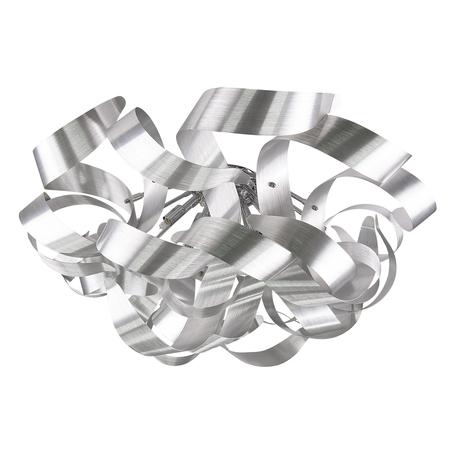 Потолочная люстра Lightstar Turbio 754099, 9xG9x40W, алюминий, металл