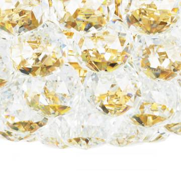 Потолочная люстра Lightstar Osgona Monile 704172, 17xE14x40W, золото, прозрачный, металл, хрусталь - миниатюра 4