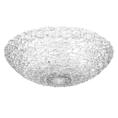 Потолочный светильник Lightstar Murano 603070, 6xE14x40W, белый, прозрачный, металл, стекло
