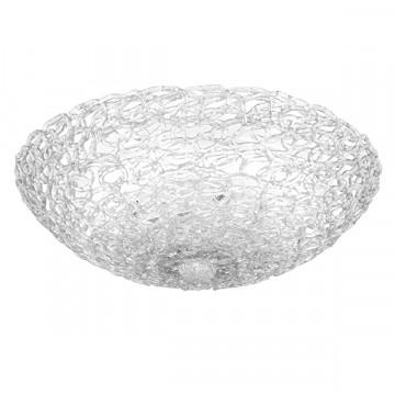 Потолочный светильник Lightstar Murano 603100, 10xE14x40W, белый, металл, стекло