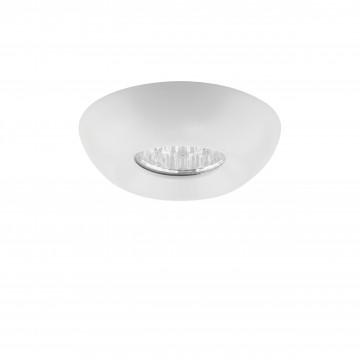Встраиваемый светодиодный светильник Lightstar Monde 071136, IP44, LED 3W 4000K 240lm, белый, металл