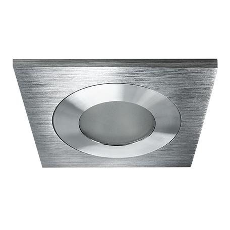 Встраиваемый светодиодный светильник Lightstar LEDdy 212180, IP44, LED 3W 3000K 240lm, алюминий, металл
