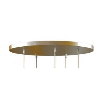 База для подвесного монтажа светильника Maytoni C-55-SB, матовое золото, металл