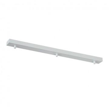 База для подвесного монтажа светильника Maytoni Universal base SPR-BASE-03-W, белый, металл
