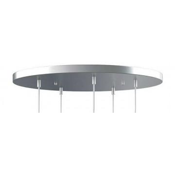 База для подвесного монтажа светильника Maytoni Lamp4You C-55-CR, матовый хром, металл