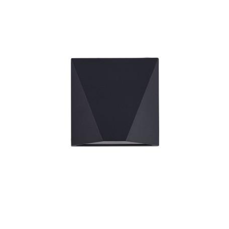 Настенный светодиодный светильник Maytoni Beekman O577WL-L5B, IP54, LED 5W 3000K 450lm CRI80, черный, металл